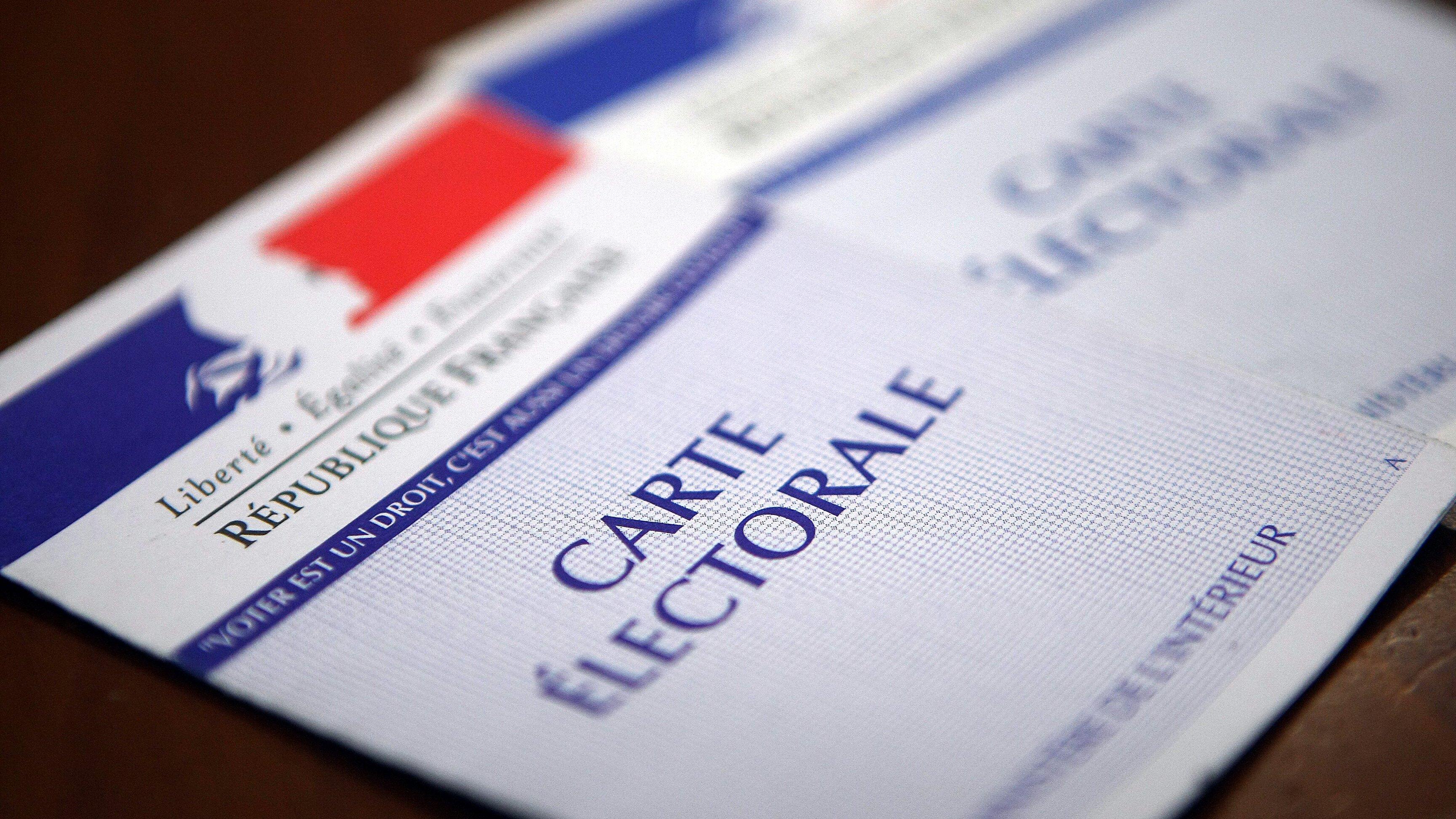 MARSEILLE - ETUDE VOS OPINIONS POLITIQUES Carteelectorale
