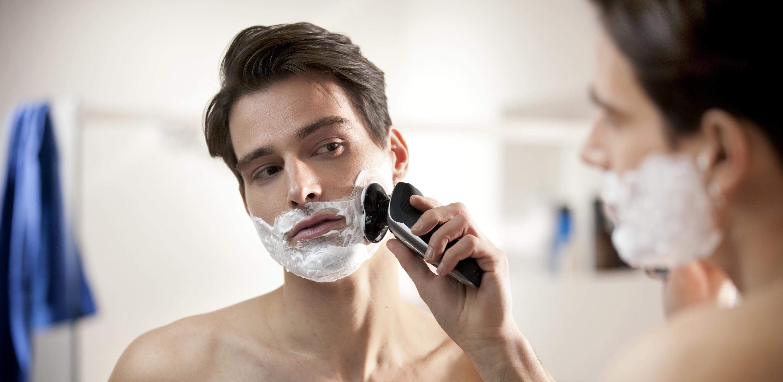entretien dédommagé sur le rasage homme